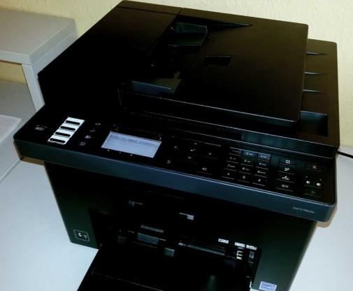 Dell C1765 nfw Laserdrucker im Praxistest