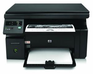 HP Laserjet Pro M1132 Multifunktionsdrucker Produktbild