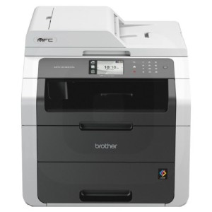 Brother MFC-9150CDN Drucker mit Cloud-Features im Test.