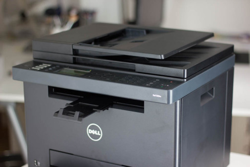 Dell E525w-im Büro-Einsatz