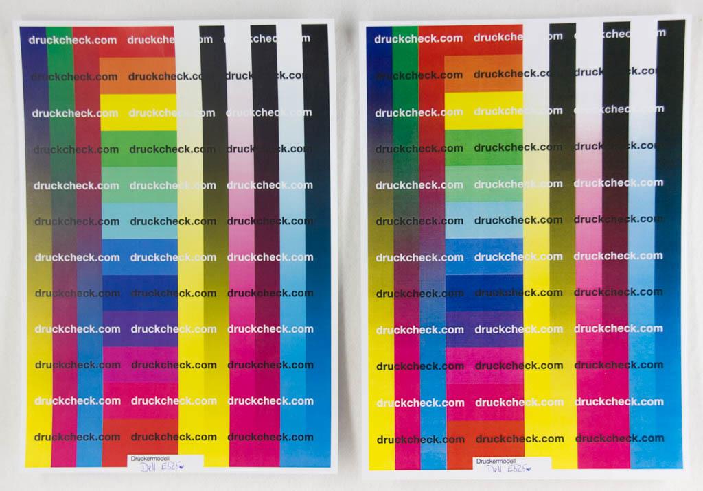 Tolle Hp Drucker Testseite Farbe Zeitgenössisch - Druckbare ...