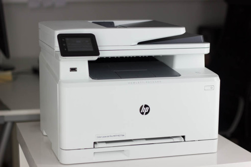 Praxistest des HP Color Laserjet M277dw Multifunktions-Laserdrucker