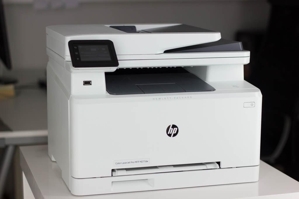 Hat der HP M277dw das Zeug zum neuen Testsieger › druckcheck.com