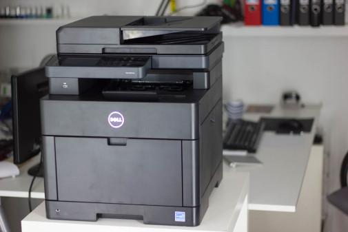 Testbericht zum Business-Drucker Dell H625cdw
